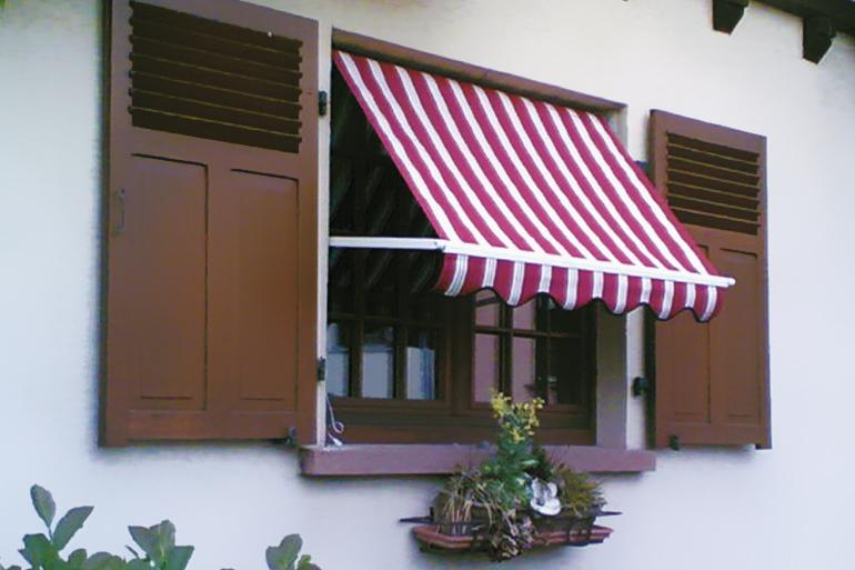BIOQLIM I Stores - Fenêtres