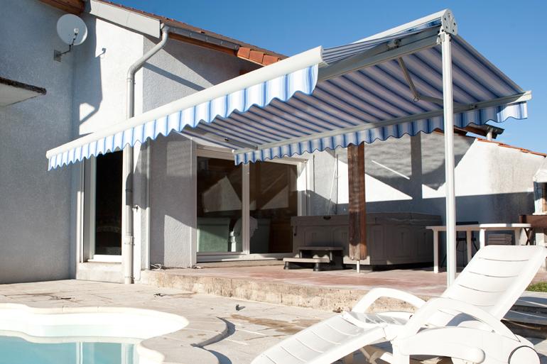 BIOQLIM I Store Terrasse - Genat